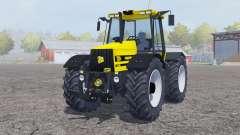 JCB Fastrac 2150 pure yellow für Farming Simulator 2013