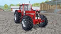 International 1455 XL light brilliant red für Farming Simulator 2015