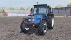 New Holland 110-90 pure cyan pour Farming Simulator 2013
