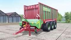 Strautmann Tera-Vitesse CFS 5201 DO desire pour Farming Simulator 2017
