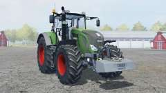 Fendt 828 Vario with weight pour Farming Simulator 2013