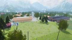 Holzheimerstrasse Country v1.9 pour Farming Simulator 2013