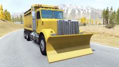 Gavril T-Series snow plow pour BeamNG Drive