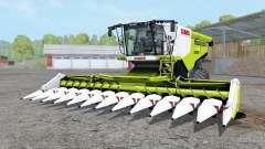 Claas Lexion 780 TerraTrac pour Farming Simulator 2015