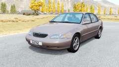 Ibishu Pessima 1996 turbo diesel engine v1.1 für BeamNG Drive