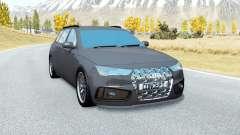 Audi RS 6 Avant (C7) für BeamNG Drive