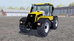 JCB Fastrac 3185 yellow für Farming Simulator 2013