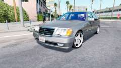 Mercedes-Benz S70 AMG (W140) pour American Truck Simulator