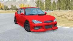 Hirochi Sunburst Sport RS v2.9 für BeamNG Drive
