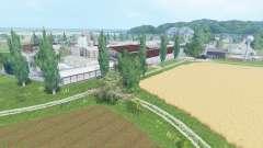 Agro Farma version russe pour Farming Simulator 2015
