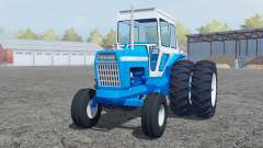 Ford 8000 pure cyan für Farming Simulator 2013