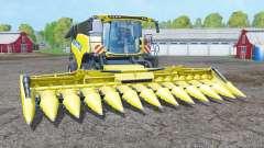 New Holland CR10.90 capacity doubled für Farming Simulator 2015