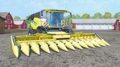 New Holland CR10.90 dual front wheels für Farming Simulator 2015