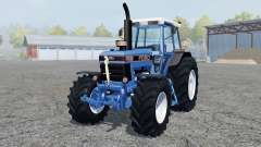 Ford 8630 Power Shift dark blue für Farming Simulator 2013