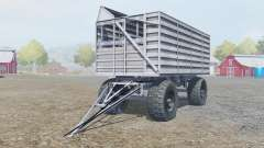 Conow HW 80 submarine pour Farming Simulator 2013