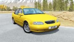 Ibishu Pessima 1996 turbo diesel engine für BeamNG Drive
