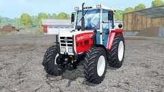 Steyr 8080A FLConsole für Farming Simulator 2015