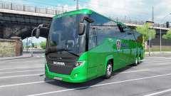Scania Touring K410 malachite pour Euro Truck Simulator 2
