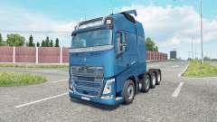 Volvo FH16 750 8x4 Globetrotter XL pour Euro Truck Simulator 2