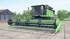 Deutz-Fahr 6095 HTS lime green für Farming Simulator 2017