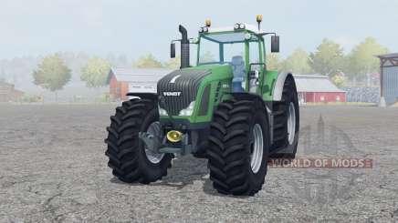 Fendt 936 Vario ocean green pour Farming Simulator 2013