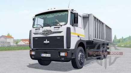 MAZ 6303-trailer-MAZ 856102-5010 für Farming Simulator 2017