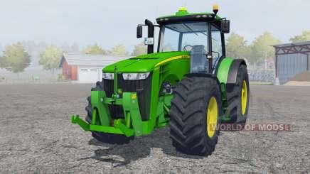John Deere 8360R islamic green für Farming Simulator 2013
