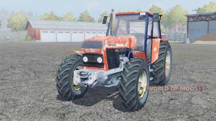 Ursus 1224 pale red für Farming Simulator 2013