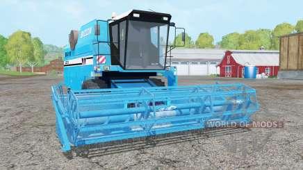 Bizon BS-5110 für Farming Simulator 2015