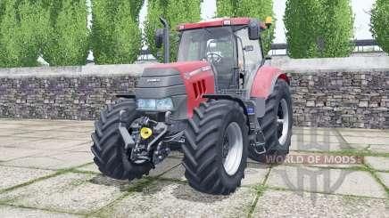 Case IH Puma 155 CVX jasper pour Farming Simulator 2017
