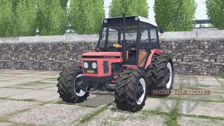 Zetor 6245 congo pink pour Farming Simulator 2017