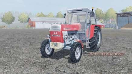 Ursus 1201 light red für Farming Simulator 2013
