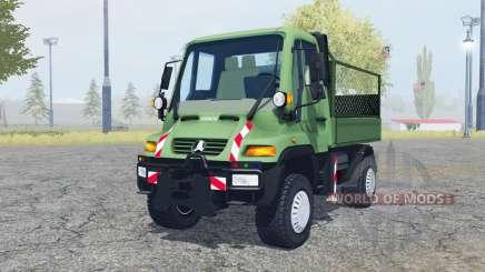 Mercedes-Benz Unimog U500 (Br.405) pour Farming Simulator 2013
