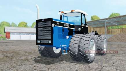 Ford 846 pour Farming Simulator 2015