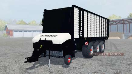 Krone ZX 550 GD Black Edition für Farming Simulator 2013
