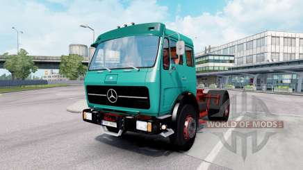 Mercedes-Benz 1632 (Br.387) 1973 tiffany blue für Euro Truck Simulator 2