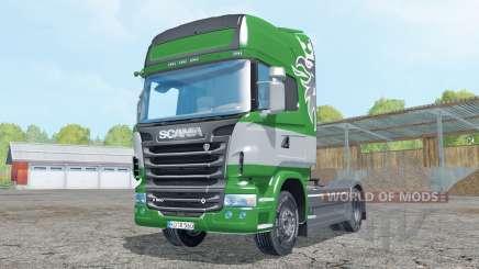 Scania R560 Highline pour Farming Simulator 2015