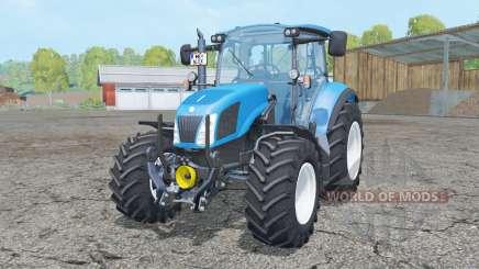 New Holland T5.115 FL console für Farming Simulator 2015