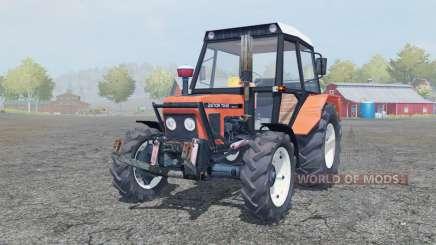 Zetor 7245 salmon für Farming Simulator 2013