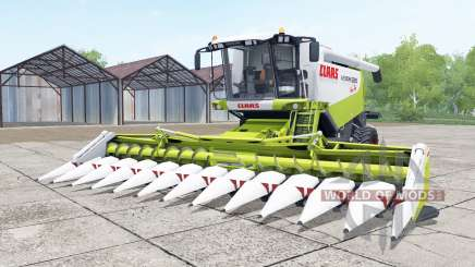 Claas Lexique 580 TerraTrac _ pour Farming Simulator 2017