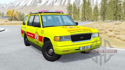 Gavril Roamer Soccorso Alpino v1.4 pour BeamNG Drive