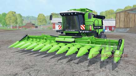 Deutz-Fahr 7545 RTS soft lime green für Farming Simulator 2015