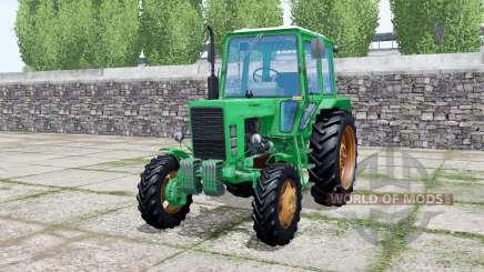 MTZ-82 Biélorussie Caraïbes couleur verte pour Farming Simulator 2017