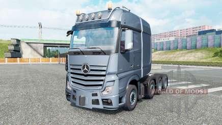 Mercedes-Benz Actros 4163 SLT (MP4) 2013 pour Euro Truck Simulator 2