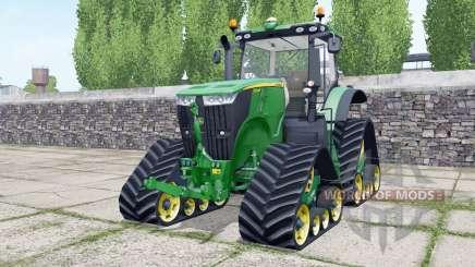 John Deere 7200R track systems pour Farming Simulator 2017