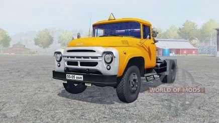 ZIL-130 Farbe orange für Farming Simulator 2013