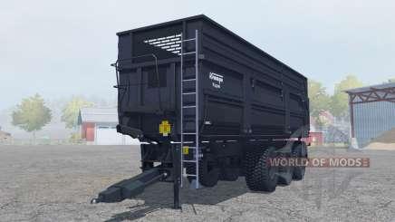 Krampe Big Body 900 black pour Farming Simulator 2013