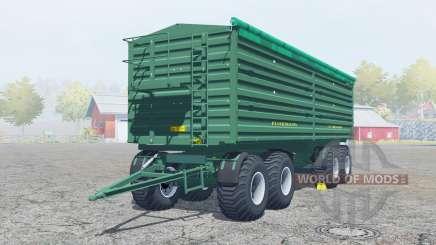 Fuhrmann FF 32000 illuminating emerald für Farming Simulator 2013