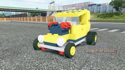 Lego Car für Euro Truck Simulator 2