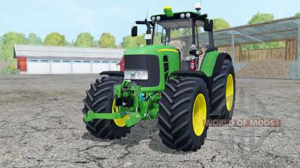 John Deere 7530 Premium animated element für Farming Simulator 2015